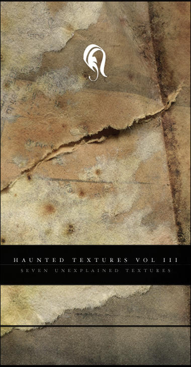haunted textures - vol. 3 by resurgere