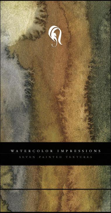 watercolor impressions - vol 1 by resurgere