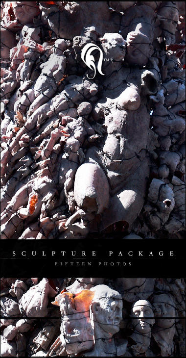 Package - Sculpture - 1 by resurgere