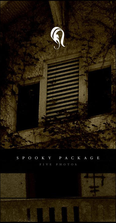 Package - Spooky - 1 by resurgere