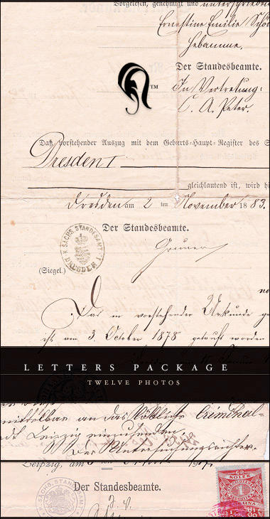 Package - Letters - 1 by resurgere