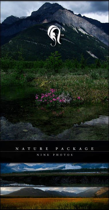 Package - Nature - 10 by resurgere