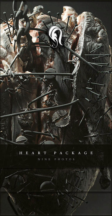 Package - Heart - 2 by resurgere