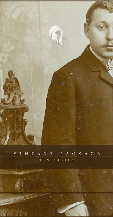 Package - Vintage - 1 by resurgere