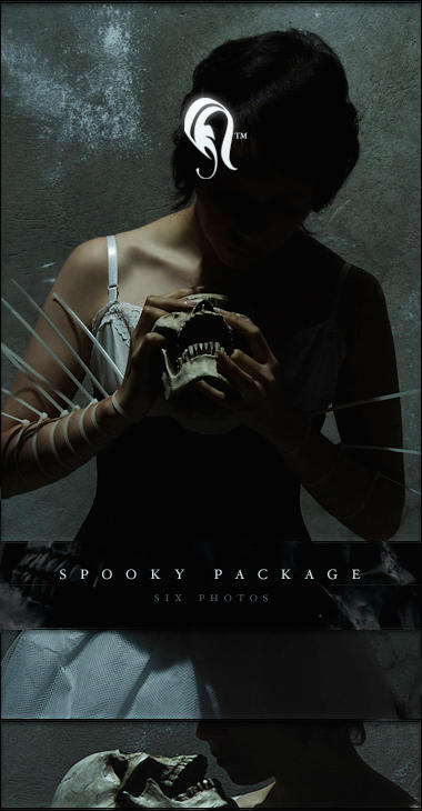 Package - Spooky - 2 by resurgere