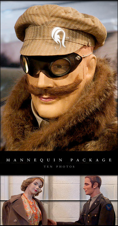 Package - Mannequin - 1 by resurgere