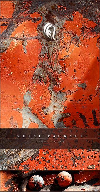 Package - Metal - 5 by resurgere