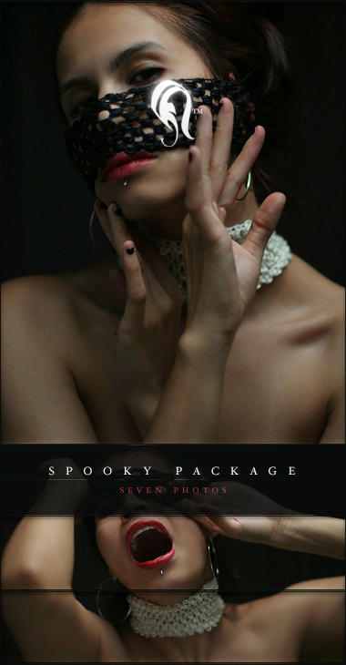 Package - Spooky - 3 by resurgere