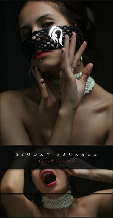 Package - Spooky - 3 by resurgere