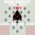 Spades Brushes Photoshop