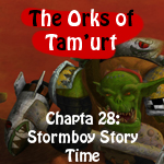 The Orks of Tam'urt Chapta 28 by saiyan-frost
