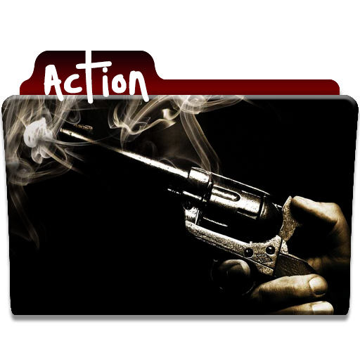 Action folder icon by giilpereiraa on deviantart for Folder action