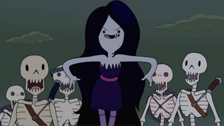 Tales From Ooo: Marceline The Tutor Part One