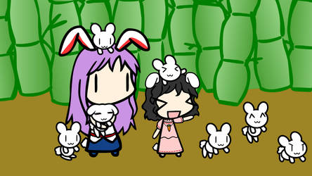 [Walfas Prop] Rabbits