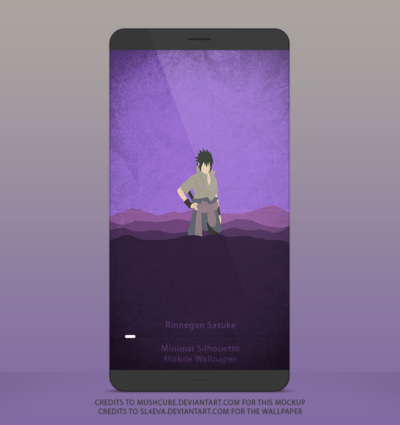 Rinnegan Sasuke Mobile Wallpaper By SL4eva