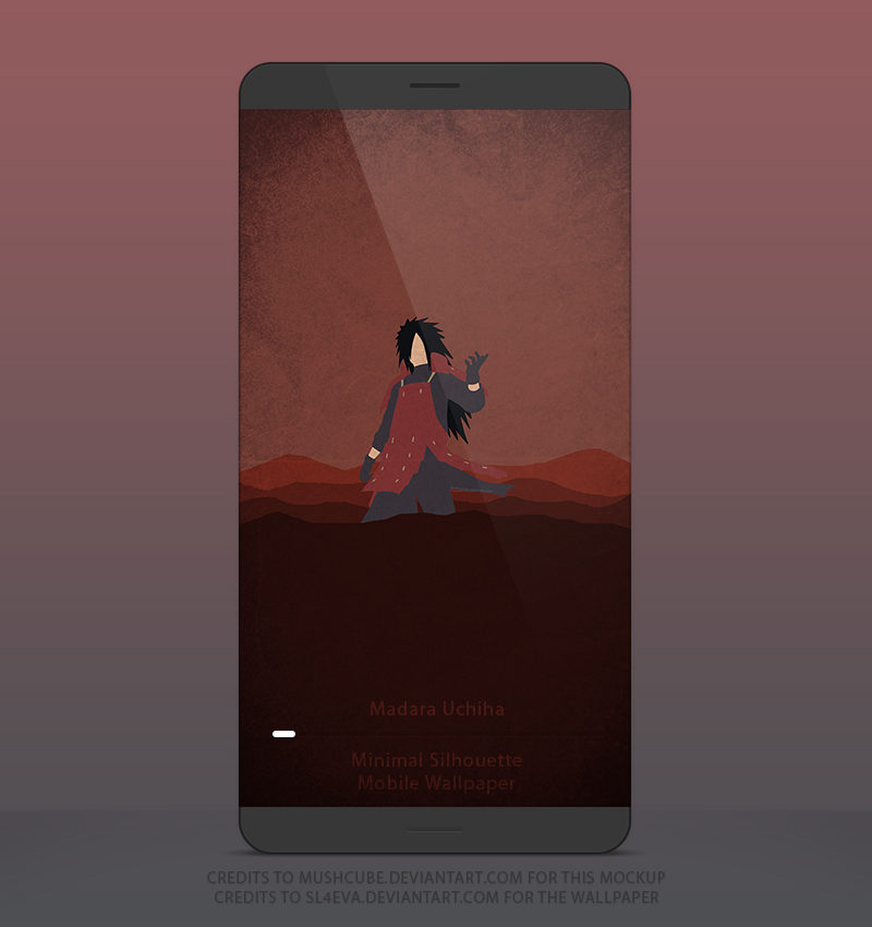 Madara Uchiha Mobile Wallpaper By Sl4eva On Deviantart