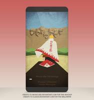 Naruto the 7th Mobile Wallpaper by SL4eva