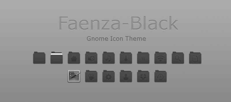 Faenza-Black by horst3180