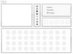 Wyngro reference sheet template