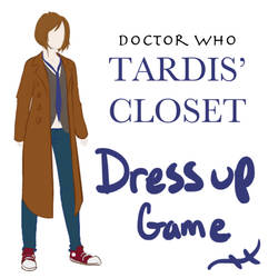 Doctor Who Tardis' Closet: Companion Dress Up Game by Avender