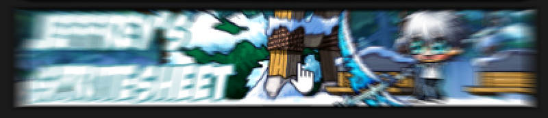 When you see a sprite sheet for download by AinnMS