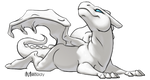 Pern Dragon Baby Template