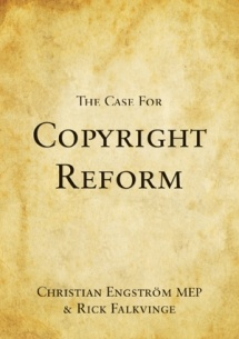 The Case For Copyright Reform by Lingondraken