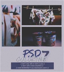 160717 PSD CLR #7 by KKUKKUNGIE
