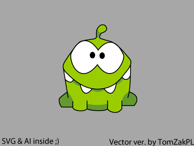 cut the rope frog name