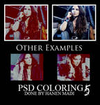Psd Coloring 5