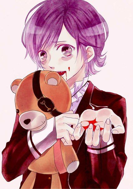 Diabolik Lovers x Reader Inserts on Anime-Reader-Inserts - DeviantArt