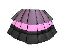 MMD-layered skirt by Shioku-990