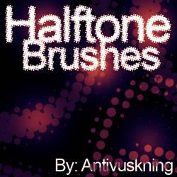 Halftone Brushpack