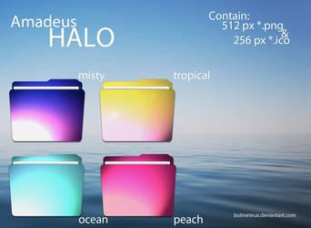 Amadeus Halo Icon Set