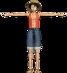 OP: PW2 - Pre TimeSkip Luffy
