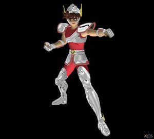 SS:SS - Pegasus Seiya - 1st Bronze Armor