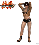 Tekken 7 - Anna (Python costume)