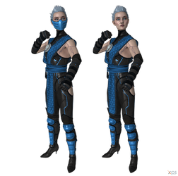 MK11 - Frost (Eternal Klash)