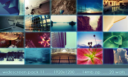 widescreen pack 11