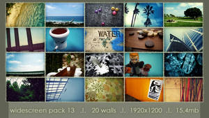 widescreenpack 13