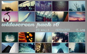widescreen pack 16