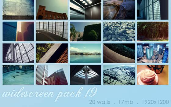 widescreen pack 19