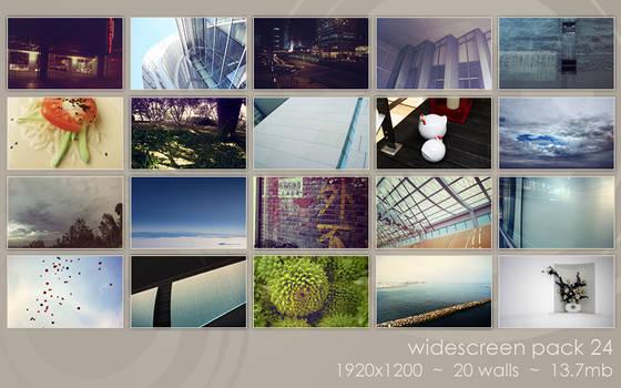widescreenpack 24