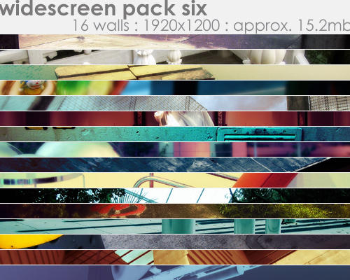 widescreen pack 6 by ether