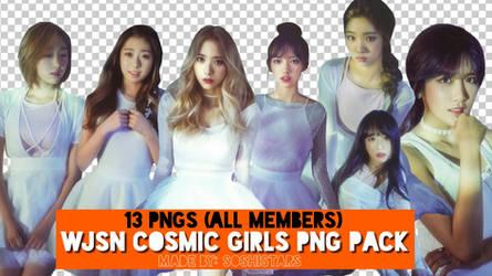 WJSN Cosmic Girls PNG Pack Secret Album by soshistars