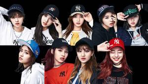 TWICE PNG Pack {MLB 2017} HQ by soshistars by soshistars