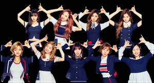 TWICE PNG Pack {Signal 2017} HD by soshistars