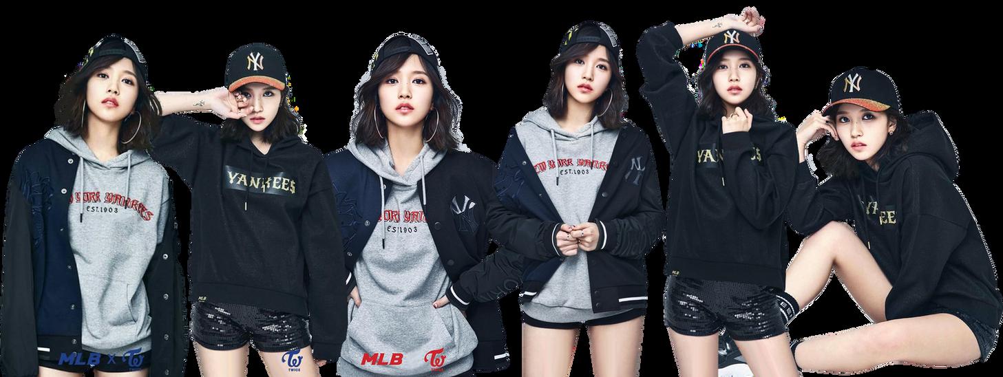 TWICE PNG Pack Mina {MLB 2017} by soshistars