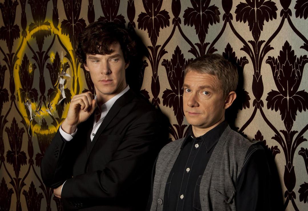 Jealousy (Sherlock Holmes x Reader x John Watson) by