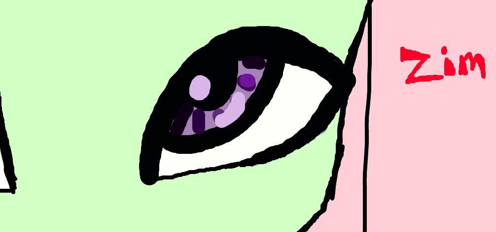 zim eye by dibandzimfans